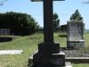Kearsney Manor - Graveyard - grave - Arthur Bartrop 1947
