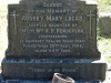 Kearsney Manor - Graveyard - grave - Audrey Mary Lucas (Henderson) 1946 - Kearsney Healing Home staff