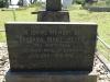 Kearsney Manor - Graveyard - grave -  Barbara Mary Meyer (nee Matterson ) 1975