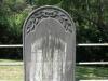 Kearsney Manor - Graveyard - grave - Elizabeth Bull 1895