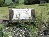 Kearsney Manor - Graveyard - grave -  Henry & Mary Rock