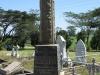 Kearsney Manor - Graveyard - grave - Horace Balcolm 1922