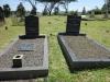 Kearsney Manor - Graveyard - grave -  Hugh, Alfreda, Alexader, Jessie Patterson (Thring family)