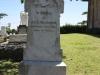 Kearsney Manor - Graveyard - grave -  JTG Mackenzie 1918