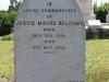 Kearsney Manor - Graveyard - grave - Jessie Maud Balcolm 1882