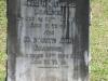 Kearsney Manor - Graveyard - grave - Joseph & Elizabeth Brandon