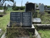 Kearsney Manor - Graveyard - grave -  Laurence 1957 & Phyllis Balcolm 2000