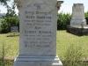 Kearsney Manor - Graveyard - grave -  Mary Hamilton Balcolm 1894 &  Ernest Norman Balcolm 1894