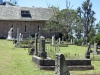 Kearsney Manor - Graveyard - grave - overall views