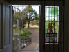 Kokstad-St-Marys-Catholic-School-front-door-with-stained-glass-1