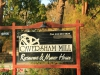 Caversham Mill - Sign
