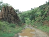 Ladysmith - Klip River - Old Rail Line east of Boer site of Intombi dam - 28.36.51 S 29.50.22 E  .(3)