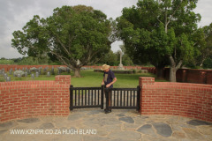 Ladysmith Garden of Remembrance WWII