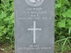Ladysmith Garden of Remembrance Grave 1320 Pvt AV Balcomb NMR 1940