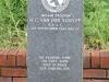 Ladysmith Garden of Remembrance Grave  180488 Tpr HC Van Der Schyff  SAAC 1941