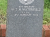 Ladysmith Garden of Remembrance Grave  425 Sgt WTH Waterfield ESPC 1942