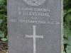 Ladysmith Garden of Remembrance Grave  C 168661 Corporal JJ Levendal CC 1942)