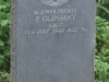 Ladysmith Garden of Remembrance Grave  M 23858 Pvt P Oliphant IMC 1942