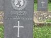 Ladysmith Garden of Remembrance Grave M20051 Pvt  HJ Maart IMC 1941