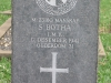 Ladysmith Garden of Remembrance Grave  M23180 S Botha IMK 1941