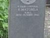 Ladysmith Garden of Remembrance Grave N 11426 Cpl R matombela NMC 1942
