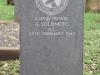 Ladysmith Garden of Remembrance Grave Private A Solomand 1943
