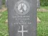 LadysmithGarden of Remembrance Grave  Private A Delgada