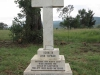 Ladysmith - Intombi Camp Cemetery - Grave - Captain Kenneth Lyon Tupman - The Kings  Regiment - Feb 1900