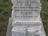 Ladysmith - Intombi Camp Cemetery - Grave - Donald Weir Coutts - enteric fever - 1900 -
