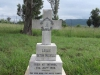 Ladysmith - Intombi Camp Cemetery - Grave - Leslie Melville - 1900 - Border Mounted Rifles