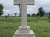 Ladysmith - Intombi Camp Cemetery - Grave - - Lt CP Russell - 1st Leistershire Regt - 1900)