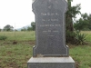Ladysmith - Intombi Camp Cemetery - Grave - Tom Blaikie - Corps of Guides 1900
