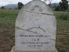 Ladysmith - Intombi Camp Cemetery - Grave -  Trooper David Guthrie Smith - ILH - Nov 1899 -