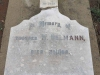 Ladysmith - Intombi Camp Cemetery - Grave - Trooper W Uhlmann  30 Jan 1900