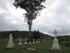 Ladysmith - Intombi Camp Cemetery - Graves - Multiple headstones (11)
