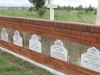 Ladysmith - Intombi Camp Cemetery - Graves - Multiple headstones (3)