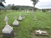 Ladysmith - Intombi Camp Cemetery - Graves - Multiple headstones (4)