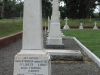 Ladysmith Garden of Remembrance Grave  69th Batt multiple names)