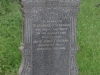 Ladysmith Garden of Remembrance Grave Alexander Strachan 1900