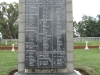 Ladysmith Garden of Remembrance Grave British Military 1899 to 1902 (2)
