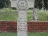 Ladysmith Garden of Remembrance Grave Capt C Stanley Walker 1900 Gordon Highlanders RAMC