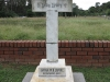Ladysmith Garden of Remembrance Grave  Capt WB Lafone Devonshire Regt. Wagon hill 1900