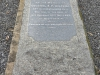 Ladysmith Garden of Remembrance Grave Col Ep Wilford  68th Gloucestereshires. at Rietfontein1899.