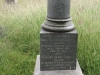 Ladysmith Garden of Remembrance Grave Eveline & Mary Carbutt of fever siege 1900