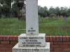 Ladysmith Garden of Remembrance Grave George W Steevens War Correspondent Daily Mail 1900.