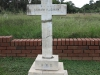 Ladysmith Garden of Remembrance Grave  Gerhard Schram NMR 1899)