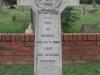 Ladysmith Garden of Remembrance Grave Ian Alastair Campbell 1900 Gordon Highlanders)