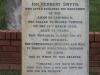 Ladysmith Garden of Remembrance Grave Ion Herbert Smyth 1900