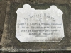 Ladysmith Garden of Remembrance Grave James Portch 1st Royal Dragoons 1901