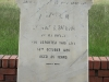 Ladysmith Garden of Remembrance Grave Lance Sgt C Barbour 1897 RI Rifles.I